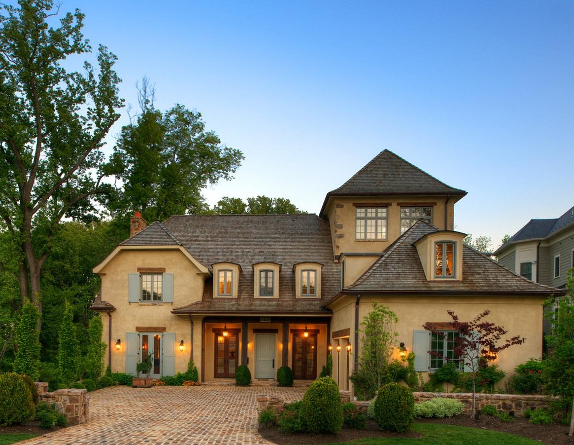 Как построить дом во Франции
